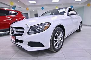 2016 Mercedes-Benz C-Class X DAILY RENTAL,4DR SDN C300 4MATIC,ON