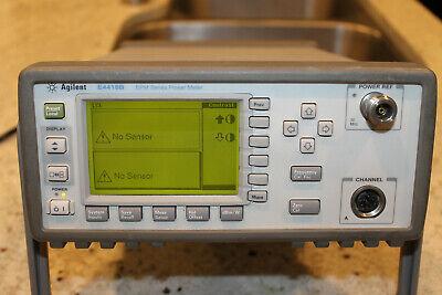 Hp Agilent Keysight E4418b Epm Series Rf Power Meter