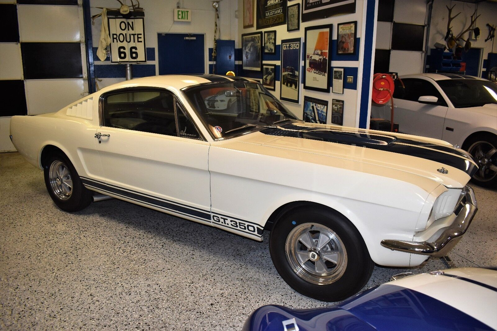 1965 Shelby Cobra GT-350 The Legend Starts Here! Heavily Documented-Private Collection Owner for 20+ year