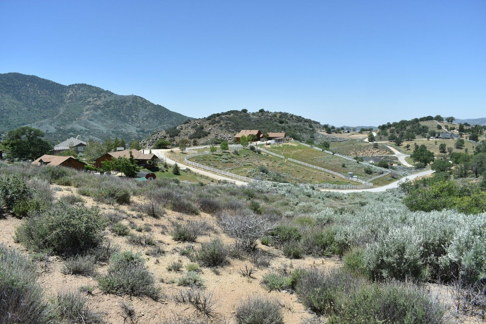 California- Tehachapi Mountains- Cabin Site- 2 Acres- Electric / Paved Road - $4,999.00