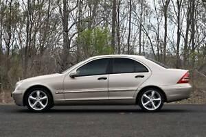 2001 Mercedes-Benz C180 Classic Automatic Sedan - BARGAIN!