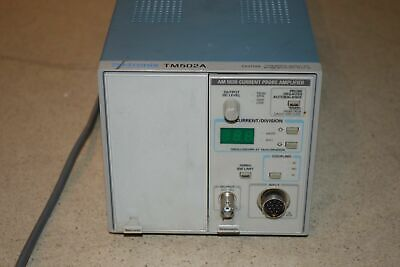 Textronix Current Probe A6302 W Am 503b Current Probe Amplifier Tm502a Aq1