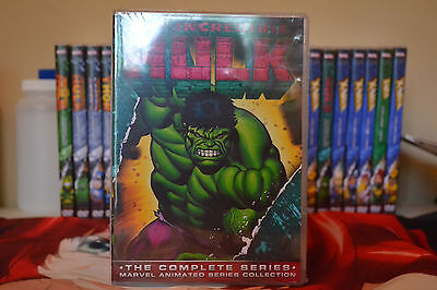 The Incredible Hulk The Complete 1996 Animated Series DvD Set