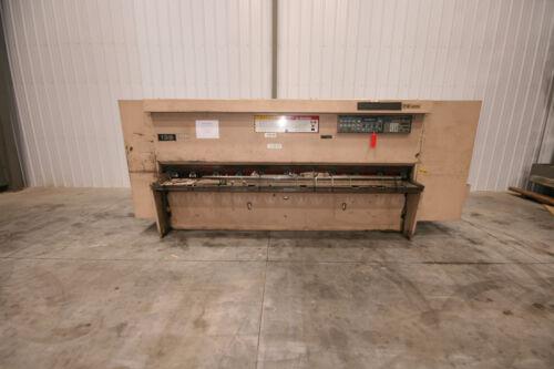 13399 Cincinnati 10' x 10 Gauge Shear, Model 135HS x 10'