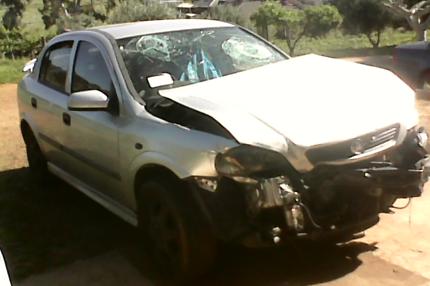 2001 holden astra sedan.