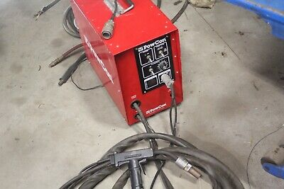 Powcon Push Pull Wire Feeder Mig Welder