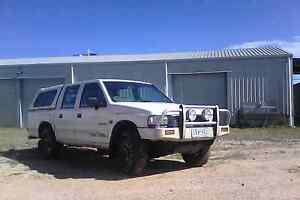 Holden Rodeo Turbo Diesel Ute Townsville Townsville City Preview