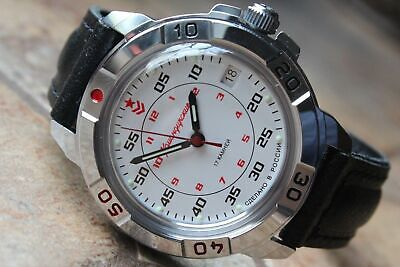 Reloj de pulsera ruso Vostok Komandirskie 431171