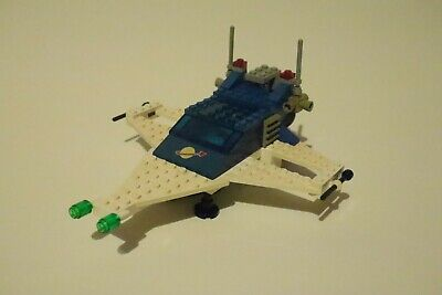 LEGO 6890 Cosmic Cruiser Vintage Classic Space Complete 100% BOX Instruction