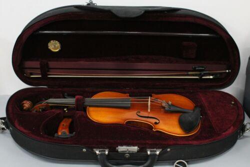 Hans Kroger Germany 2011 4/4 Violin Model 780 with Bow & Case SN 267