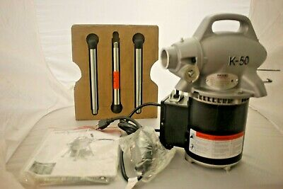 Ridgid Kollmann K-50 Pipe Drain Snake Cleaner Electric Machine Only