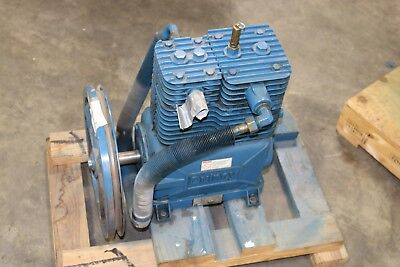 New Quincy Ot500b Air Compressor Head Size 4x2.25x2.78