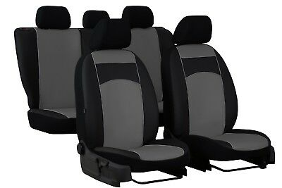 CITROEN C8 5 SEATS 2002-2014 ECO LEATHER TAILORED SEAT COVERS