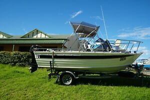 Stacer 444 Runabout  Wangara Wanneroo Area Preview