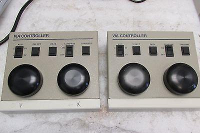 Lot Of 2 Boeckeler Ks-30 Video Image Marker Measuring System Controller