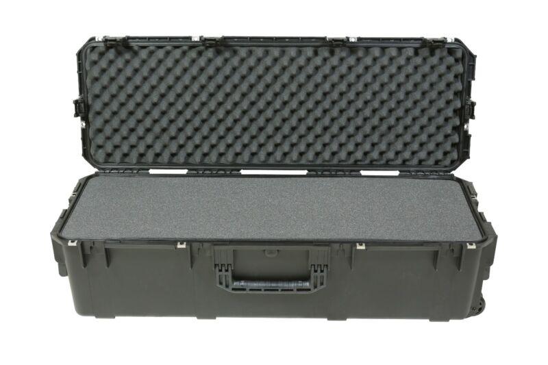 Black SKB 3i-4213-12B-L Case With Foam & Pelican 1740 Lock.