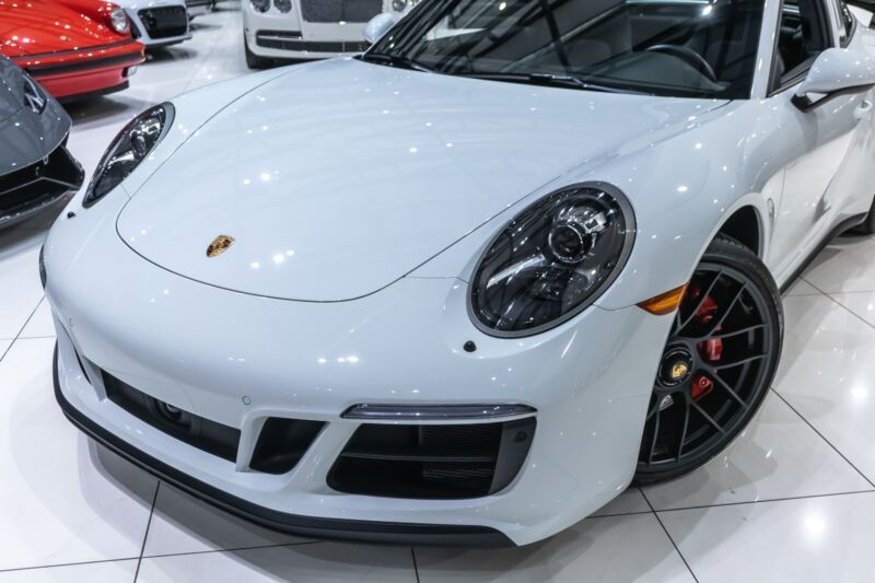Image 5 Coche Americano usado Porsche 911 Targa 4 GTS 2018