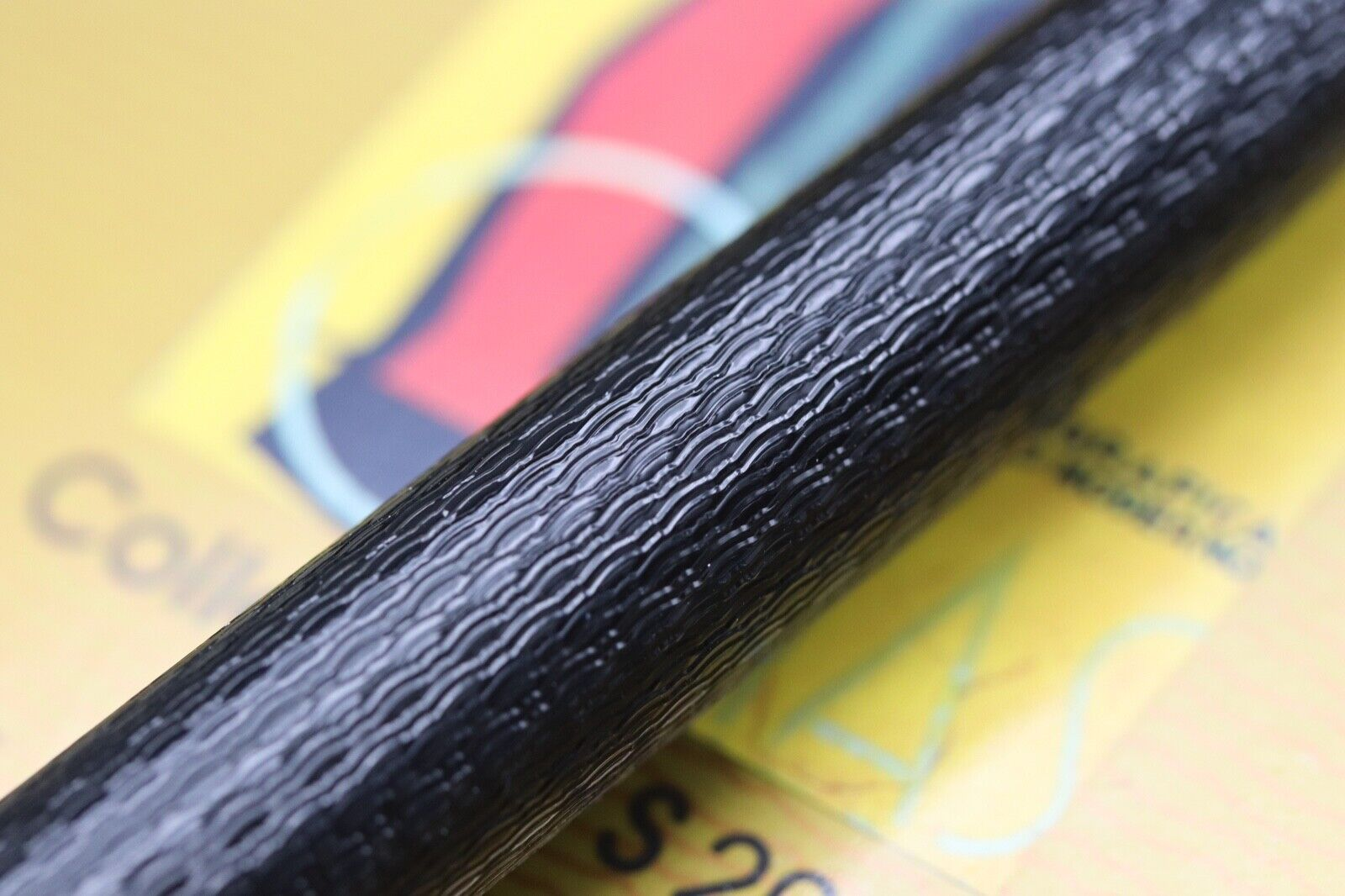 Omas S2001 Ogiva Vermeil Guilloche Ballpoint Pen 6