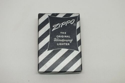 Vintage 1950 - 51 BF Goodrich Unfired Zippo Lighter