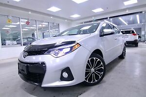 2014 Toyota Corolla SE TECH ORIGINAL RHT VEHICLE, ONE OWNER CLEA