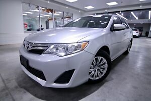 2014 Toyota Camry LE|Bluetooth|Low Kilometres|Toyota Certified