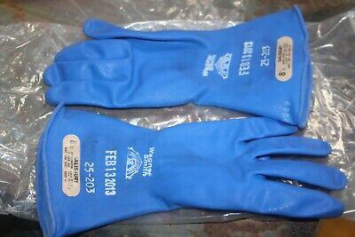 Salisbury Lineman Electrical Gloves Type 1 Class 00 Size 8.5