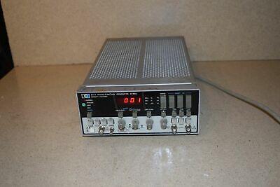 Hewlett Packard 8111a Pulsefunction Generator 20 Mhz 2