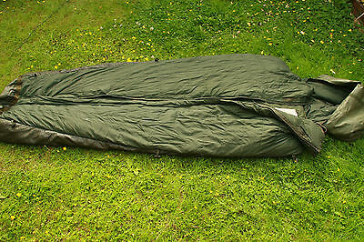 CQC 1978 Sleeping Combat Bag  58 pattern British Army Long size Supergrade
