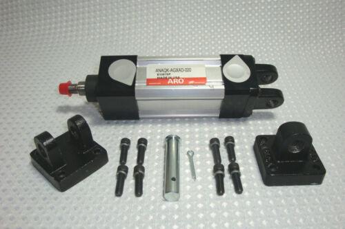 ARO Pneumatic Cylinder Provenair NFPA Interchange Ingersoll Rand ANAQK-AGXAD-020