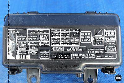 2003 honda s2000 ap1 factory oem ipdm junction fuse box assy f20c 3043 ebay