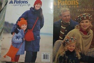 Шаблоны Paton's Knitting Book 945 Family