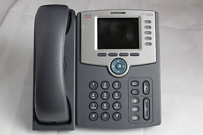 Cisco CP-7962G 7962 Series Unified VoIP IP Business Office Phone Lot of 5X Qty