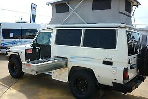 Toyota landcruiser 4x4 Off Road Bush Pop-Top Camper Clyde Parramatta Area Preview