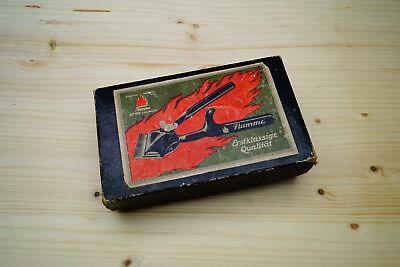 Louper Flamme Haarschneidemaschine mechanisch alt 1920er