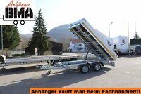 EDUARD Anhänger 3 Seiten Kipper 330x180x30 3500kg E+H Pum 63cmLfh Baden-Württemberg - Mühlhausen im Täle Vorschau