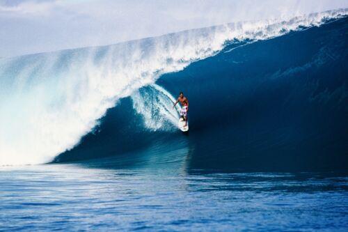 "Andy Irons 12x18"" Photo at Big Teahupo"