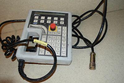 Staubli-adept Manual Control Iii Operator Teaching Pendant 10332-31000