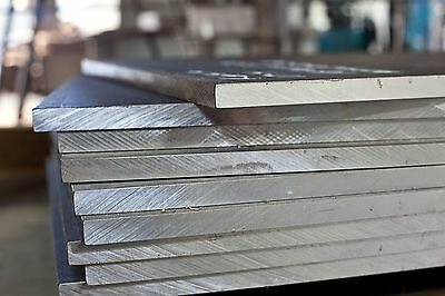 12.500 Thick X 4 Wide X 12 Long Steel Plate A36