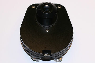 Zeiss Axio Microscope Phase Condenser Pn 445303 With Hf Ph1-3 And Df Annulus