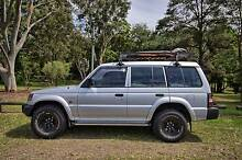 Mitsubishi Pajero 1999 - 3 months Rego - Ideal backpackers Sydney City Inner Sydney Preview