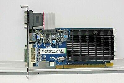 ATI Radeon HD 5450 PCIE  Express Video Card 512MB  DDR3 PCI-E DVI/HDMI/VGA for sale  Shipping to India