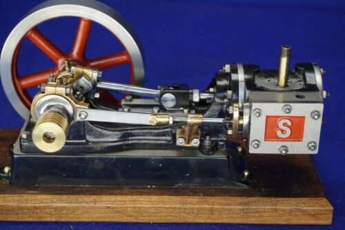 Stuart Number 9 Horizontal Steam Engine