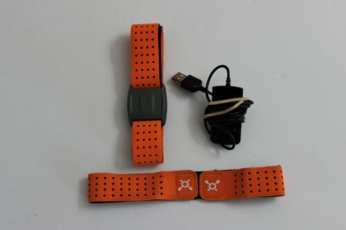 Orange Theory Fitness OT Beat Flex Armband Heart Rate Monitor by Scosche