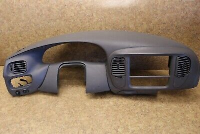 ✅ 1997-2003 FORD F150 EXPEDITION DASH PAD BEZEL GREY GRAY.`