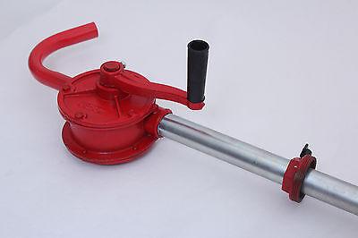 Hand Kurbelfasspumpe Handpumpe Fasspumpe Kurbelpumpe Ölpumpe Dieselpumpe
