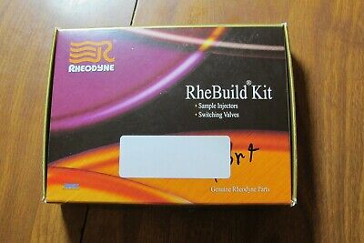 New Rheodyne Rebuild 7650 9650
