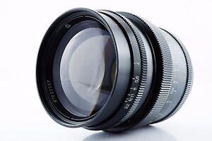 1976 Black Jupiter-9 2/85mm M39 Lens USSR for Leica M39x1, Zorki No. N7620957 - <span itemprop='availableAtOrFrom'>Rzeszów, Polska</span> - 1976 Black Jupiter-9 2/85mm M39 Lens USSR for Leica M39x1, Zorki No. N7620957 - Rzeszów, Polska