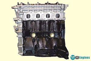 Nissan KA24 DOHC 2.4L 240SX Frontier Xterra Remanufactured Engine 1991-2004