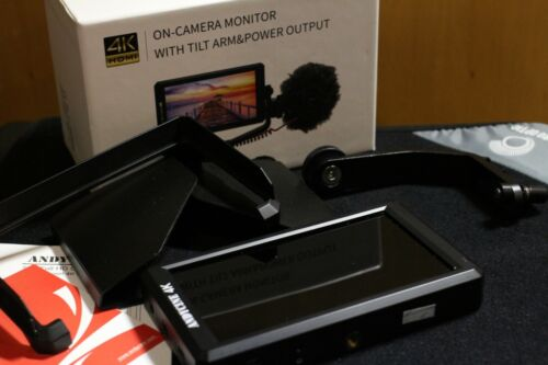 """Andycine A6 Full HD Monitor 5.7"""" 4K Support 12v Out *EXCELLENT CONDITION*"""