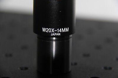 Microscope Eyepiece W20x - 14mm - Eyepiece Only Japan